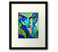 """Numinous emotions"" Framed Print"