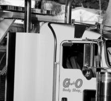 Tow Truck Sticker