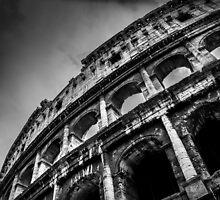 Coliseum / Colisée by maophoto