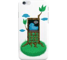sleeping bird iPhone Case/Skin