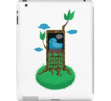 sleeping bird iPad Case/Skin