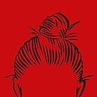 hairstyle - bun by Kopfzirkus