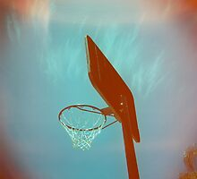 Basketball Ring by ADMarshall