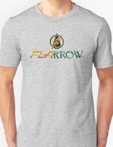 The Flash and Arrow (Team Flarrow) T-Shirt