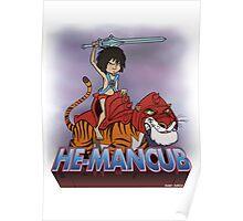 He-Mancub Poster