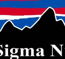 Sigma Nu Sticker