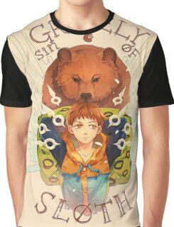 """King """"Nanatsu no taizai"""" Graphic T-Shirt"""