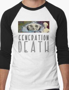 Generation Death. Men's Baseball ¾ T-Shirt