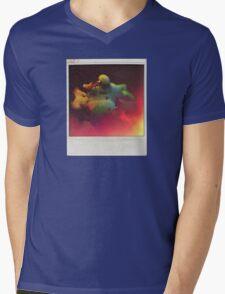 Milky Wayz Mens V-Neck T-Shirt