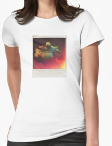 Milky Wayz Womens Fitted T-Shirt