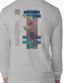 Parting Displacement. Long Sleeve T-Shirt