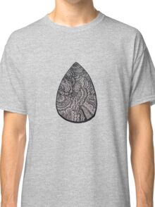 Doodle Raindrop Classic T-Shirt