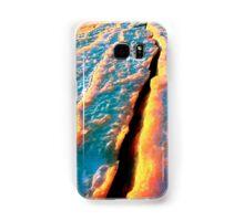 Glowing Ice Samsung Galaxy Case/Skin