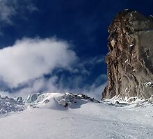 Glacier du Geant by geophotographic