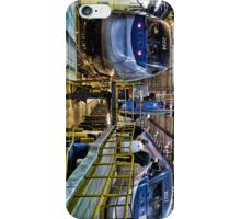 Acela Express Units in the Shop - Boston - iPhone case iPhone Case/Skin