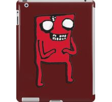 Meat the Boy iPad Case/Skin