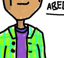 Abed Nadir  Sticker