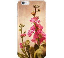 Floral Fantasy iPhone Case/Skin