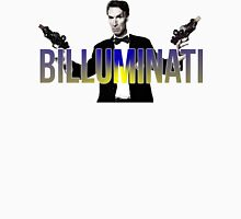 "BILL NYE THO ""Billuminati"" Design Unisex T-Shirt"