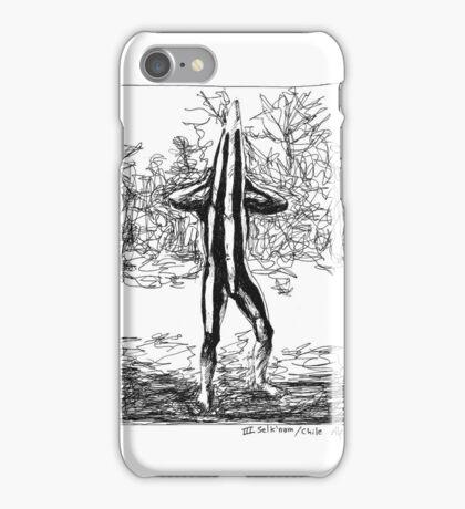 Selknam iPhone Case/Skin