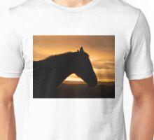 Sunrise Horse Unisex T-Shirt
