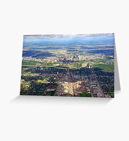 Edmonton, Alberta Greeting Card