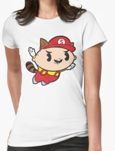 Super Mastermind Bros Womens Fitted T-Shirt