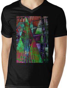 Bam. Mens V-Neck T-Shirt