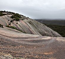 Bald Rock by Beryl  Woodfield