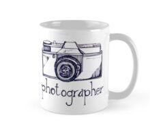 Photogrpaher and vintage camera Mug