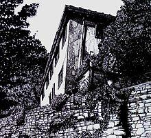 Bramasole in Cortona Tuscany by gmkelly56