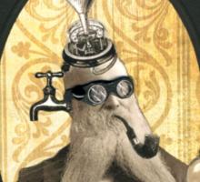 Obadiah Theremin, M.D. Sticker