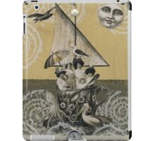 Teacup Travelers iPad Case/Skin