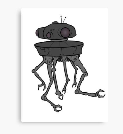STARWARS - EMPIRE STRIKES BACK ROBOT Canvas Print