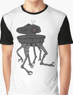 STARWARS - EMPIRE STRIKES BACK ROBOT Graphic T-Shirt