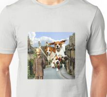 Hounds of the Baskervilles Unisex T-Shirt