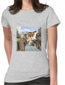 Hounds of the Baskervilles Womens Fitted T-Shirt