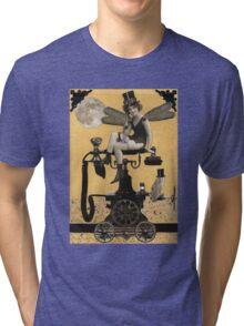 Telephone Fairy Tri-blend T-Shirt