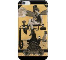 Telephone Fairy iPhone Case/Skin