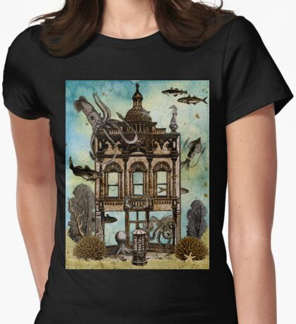 Octopus's House, Undersea T-Shirt