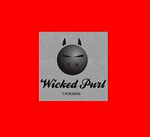 Wicked purl ipod case by TravRubeDesigns