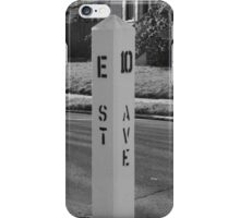 E Street Freeze Out  iPhone Case/Skin