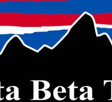 Zeta Beta Tau Sticker