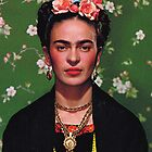 Frida in colours by welovevintage