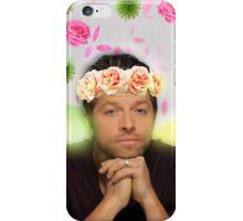 Flower Crown Misha  iPhone Case/Skin