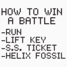 How To Win A Battle by designsbybri