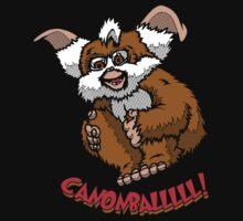 Mogwai canonball by Psychobilly-Tee