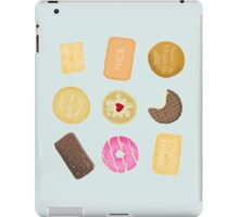 Biscuits for Tea iPad Case/Skin