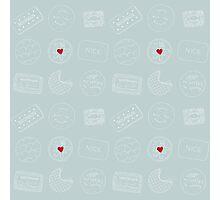 Biscuit doodles Photographic Print