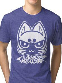 SKULLSPLITTER TEE Tri-blend T-Shirt